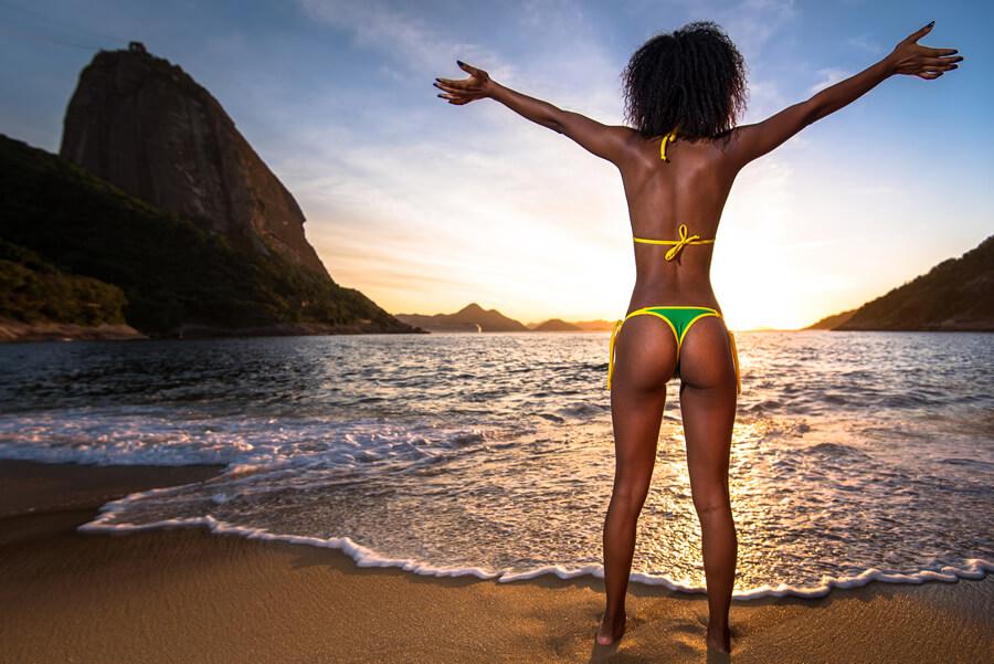 Brazil - Paradise for Beach Lovers